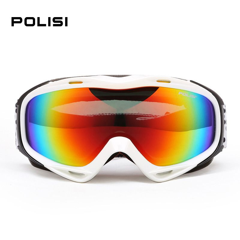 829ecb3bdddc Buy here  http   appdeal.ru z1k ) POLISI New Men Women Ski glasses ...