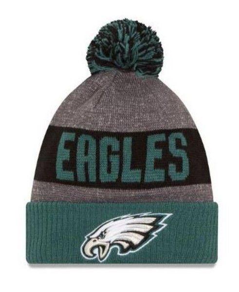 3975ec1c98826 New Era Philadelphia Eagles NFL Stocking Knit Hat Cap Winter Beanie 11289068