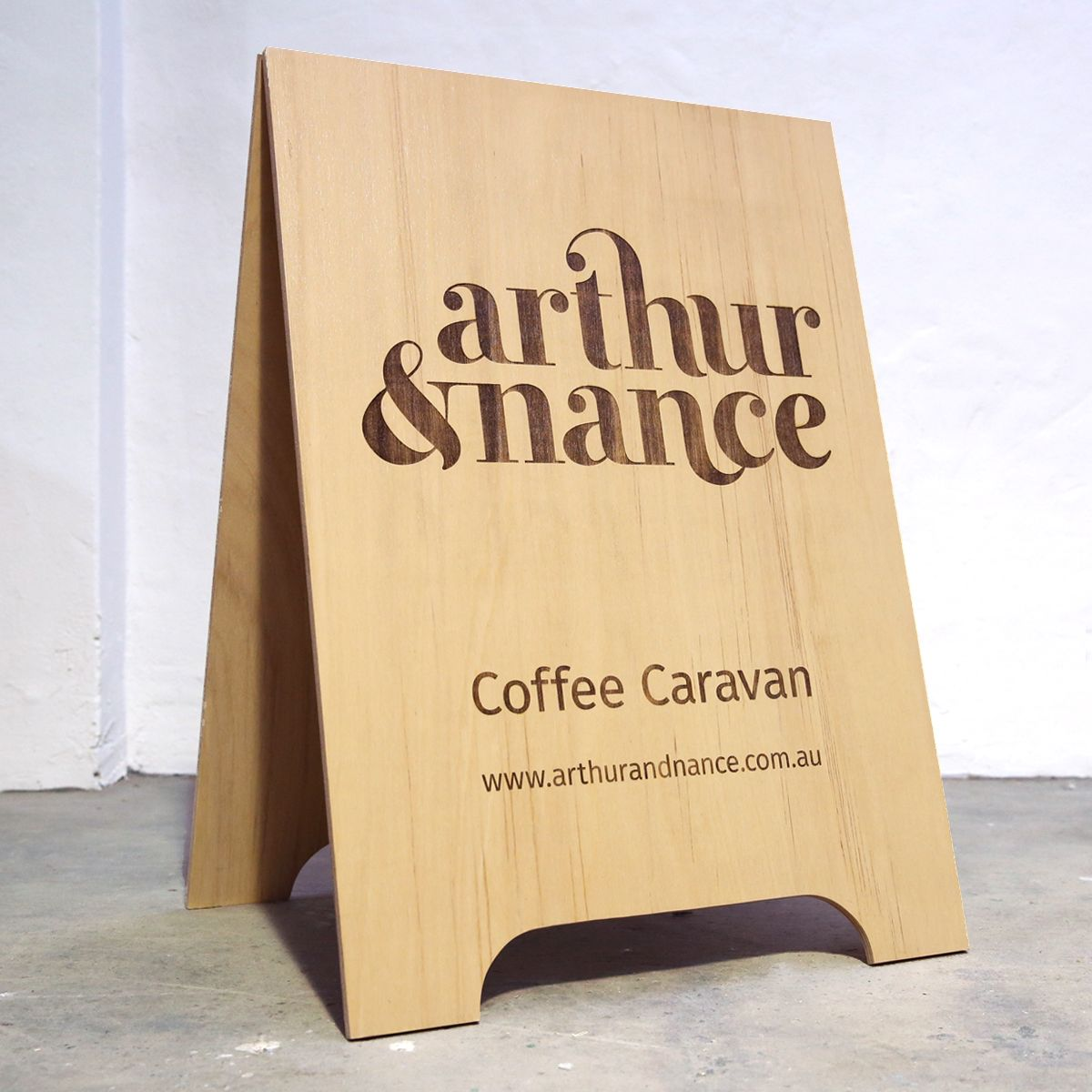 Large Wooden A-frame sign, engraved timber, sydney | Carteles de ...