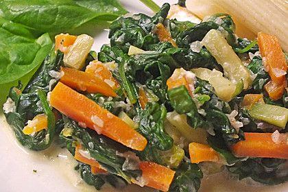 Mangold-Möhren-Gemüse von heimwerkerkönig | Chefkoch