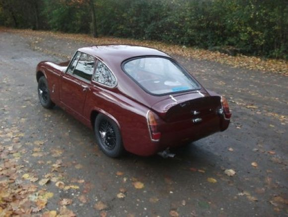 hardtop Mg for sale midget