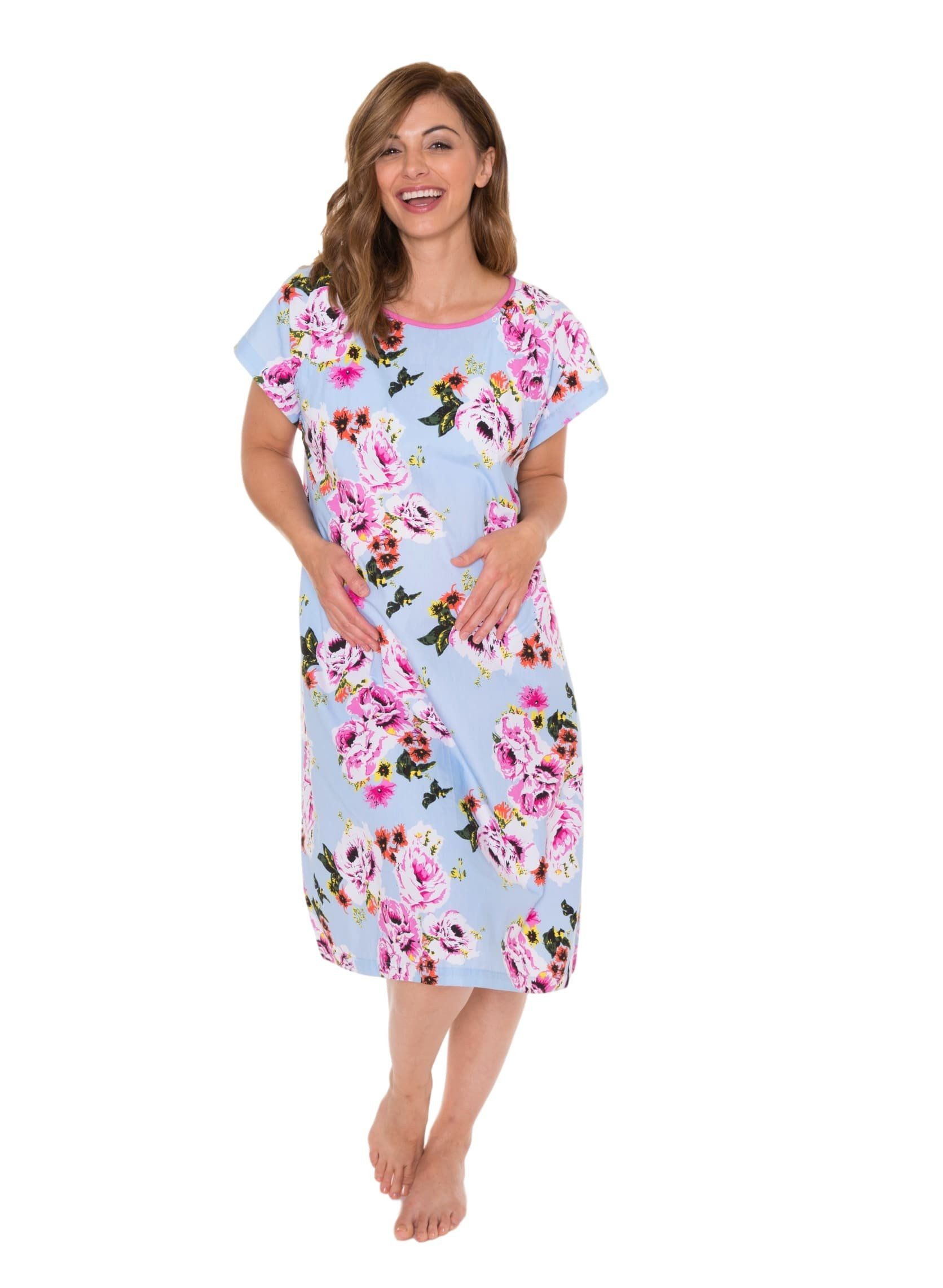 Isla Gownie Maternity Delivery Labor Hospital Birthing Gown ...