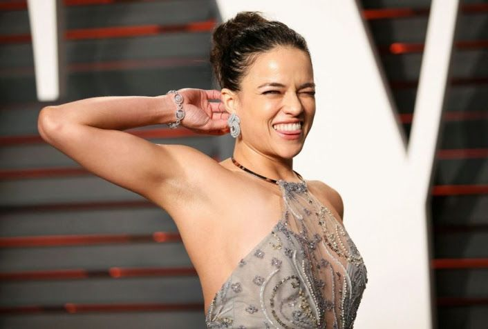 Michelle rodriguez gay