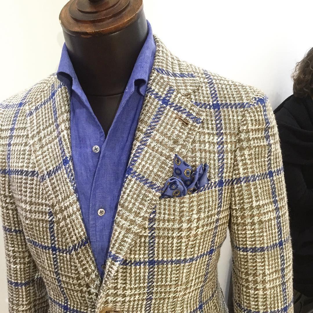 Tailorable bluelabel's new beautifull summer sport coat