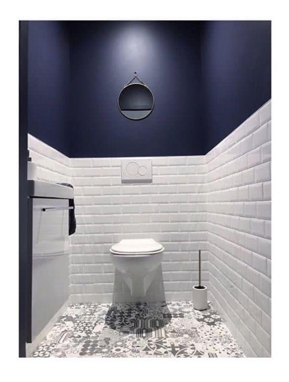 Toilettes Toilettes Modernes Decoration Toilettes Relooking Toilettes