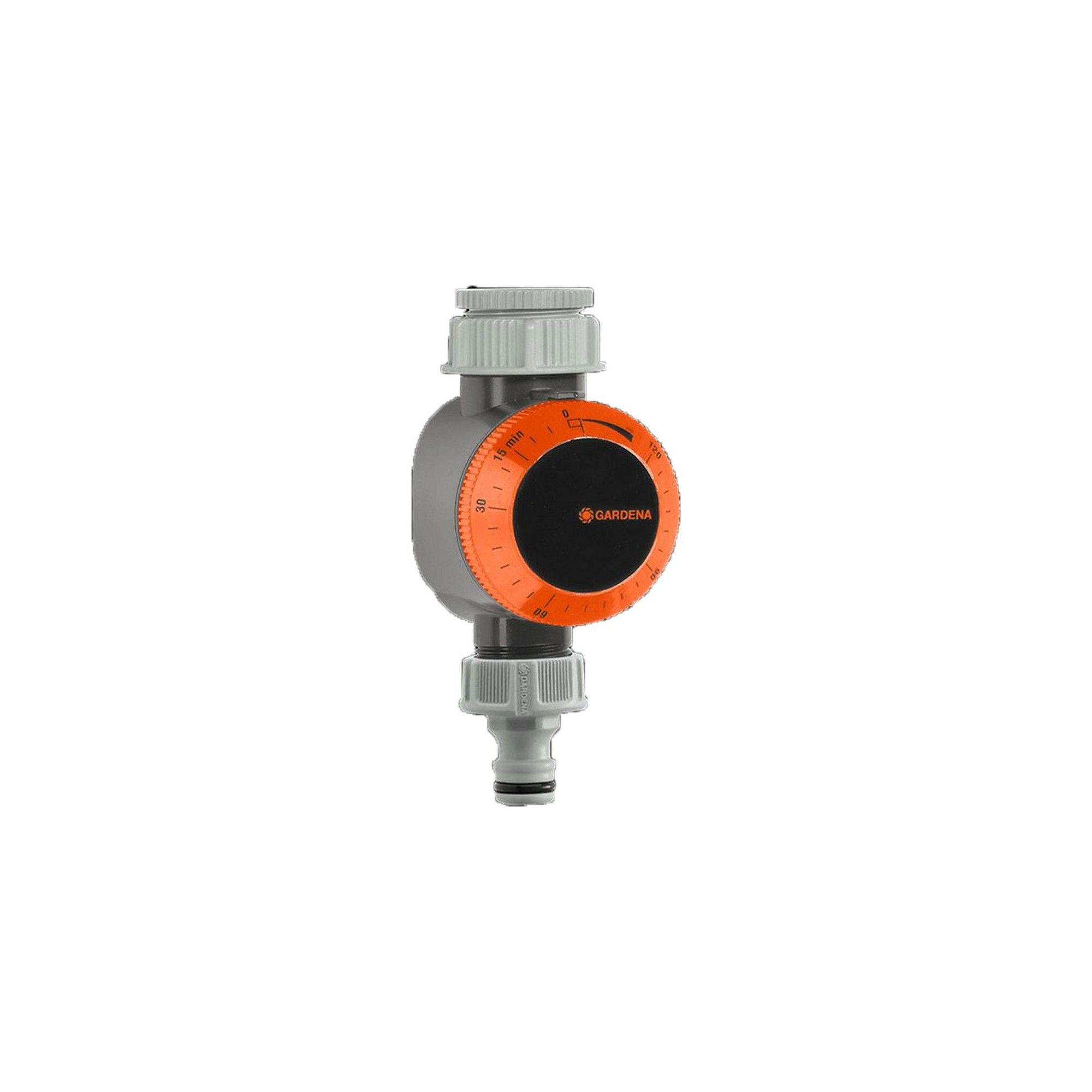Gardena 31169 Quick Connect Mechanical Garden Water Timer With Flow Control In 2019 Water Timer Water Garden Sprinkler
