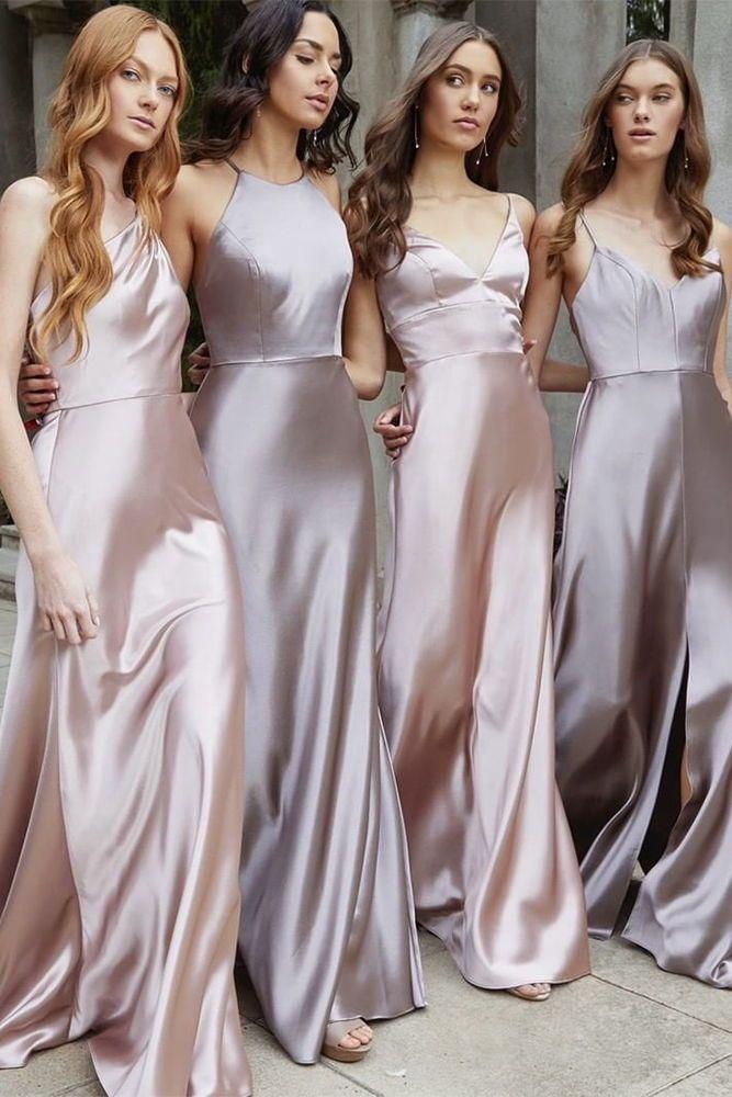21 Ideas For Rustic Bridesmaid Dresses | Wedding Dresses Guide