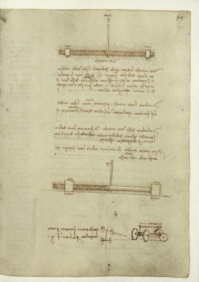 Codex Madrid I The Madrid Codices National Library Madrid Fascimile Edition Of Codex Madrid I Original Spanish Title Leonardo Da Vinci Leonardo Library