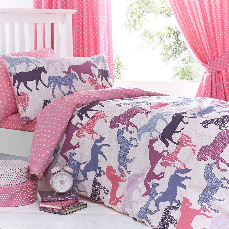 horse horsesor photo full size girls inspirations beddingull comforter bedding surprising sets little lavender