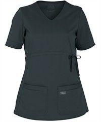 295c43e8e Blusa Médica de Maternidad Cherokee Workwear con Cuello en V