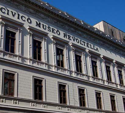 Trieste Museo Revoltella!