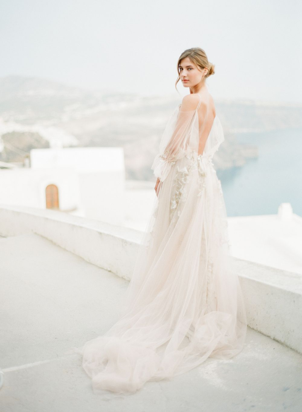 Angelic Wedding Dresses with Sleeves
