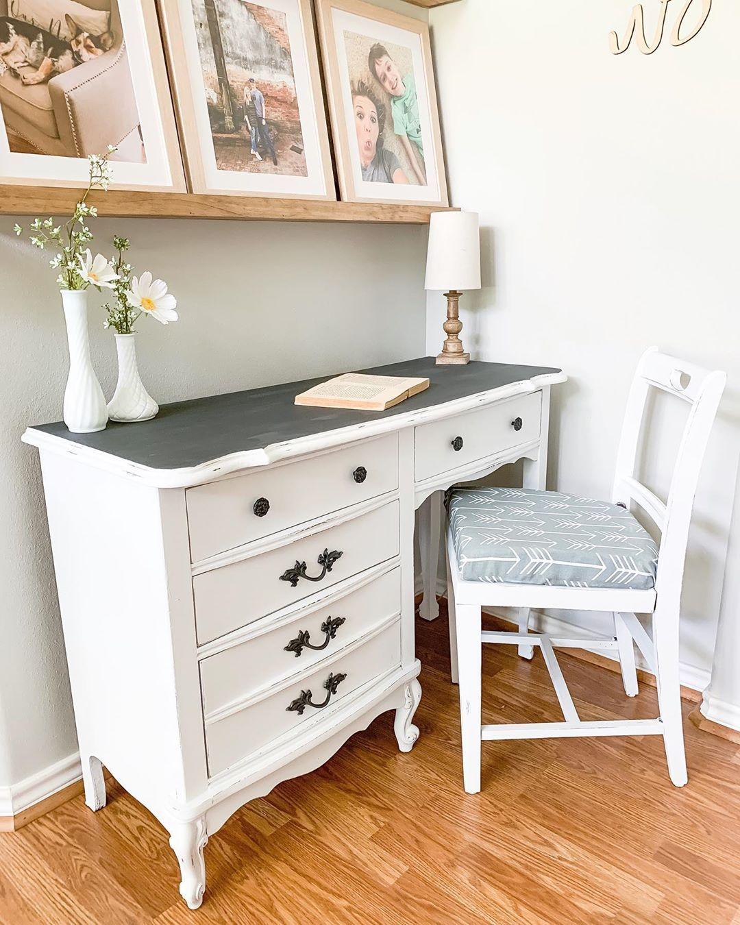 21 Affordable Farmhouse Desks Farmhouse desk, Best home