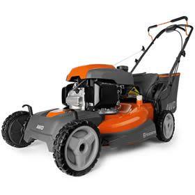 Husqvarna 961 45 00 11 Hu800awd 22 Inch 190cc Honda All Wheel Drive Self Propelled Lawn Mower