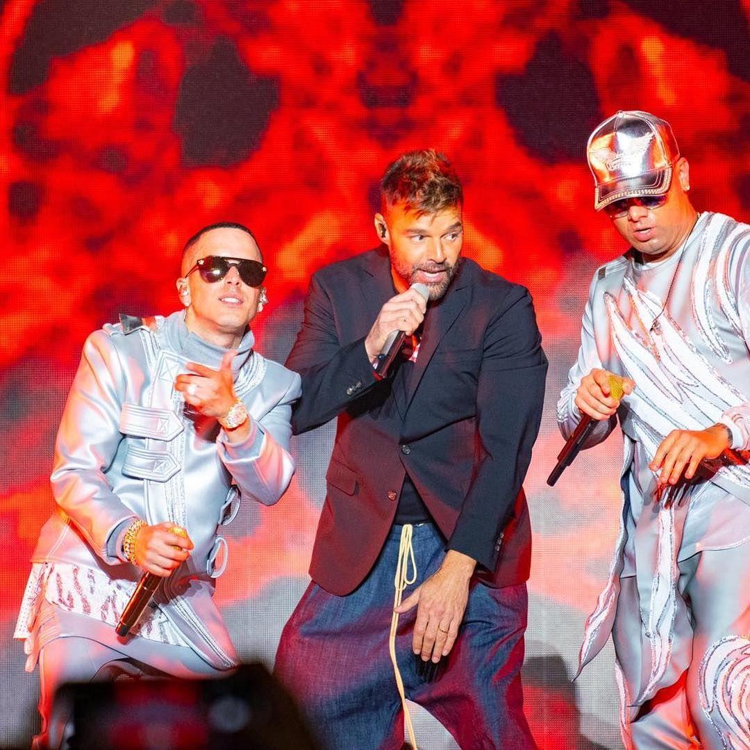 Anoche La Fiesta Fue En Casa Tremenda Energía En El Concierto De Wisin Yandel En Sanjuan Gracias Por La Invitación Ricky Martin Concierto Wisin Y Yandel