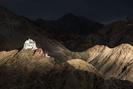spot light Photo by Natapong S. — National Geographic Your Shot