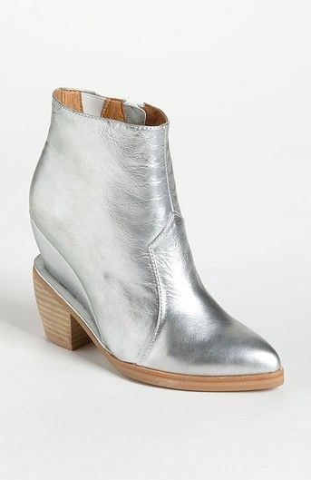Shoe Trends to Try This Fall ....Jeffrey Campbell Vista Bootie, $115; at Nordstrom