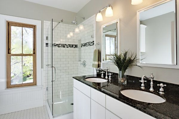 When it comes to selecting a double sink bathroom vanity there
