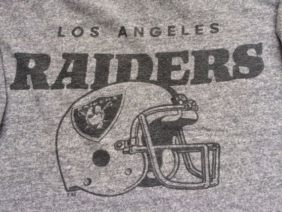 Vintage Los Angeles Raiders 1980s Jersey T By Sweetvtgtshirt 85 00 Vintage Jerseys Raiders Shirt Vintage Los Angeles