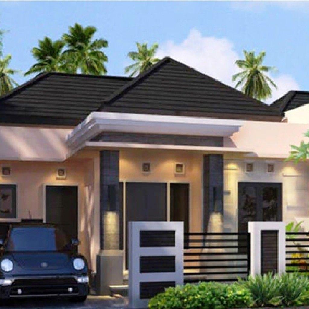 Contoh Model Desain Rumah Minimalis Type 60 Rumah
