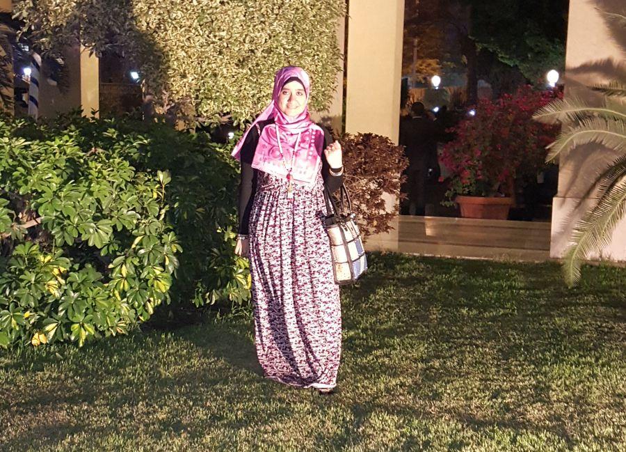 جمعة مباركة Fashion Maxi Dress Dresses