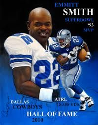 I loved the explosiveness of this player. One of the best running backs of all times.