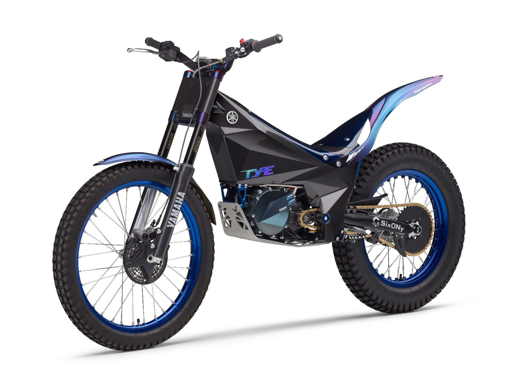 Yamaha Goes Rock Hopping Electric Style With New Ty E Trials
