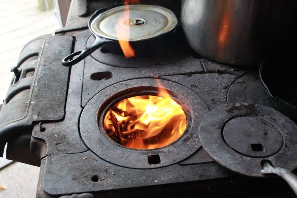 Wood Cook Stoves For Self-Sufficiency