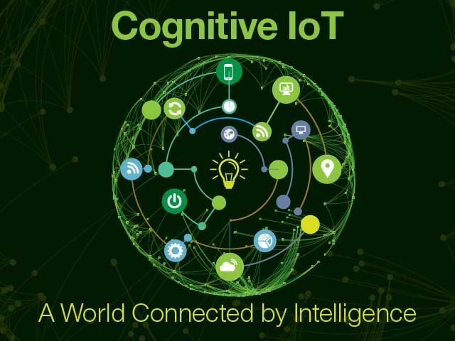 Cognitive Internet of Things