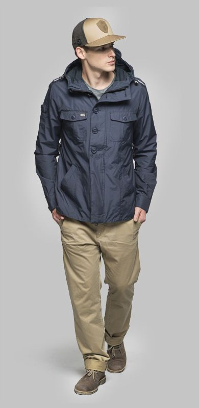 Nobis The Fisherman - Men's Shirt Jacket