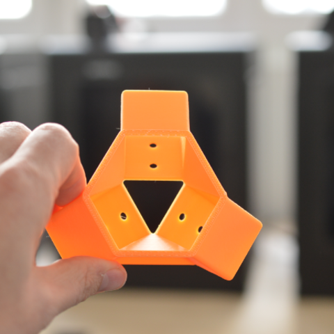 Jonction P Build A Table 3d Printer Designs Modular Furniture