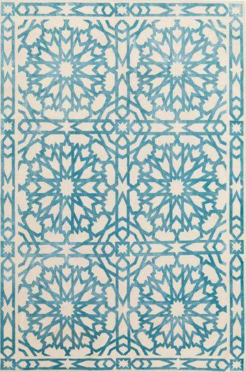 Pattern aqua teal turquoise