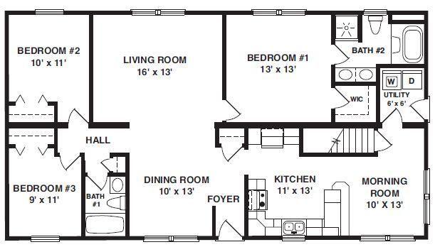 Bismark By Express Modular Diy Tiny House Modular Homes Modular