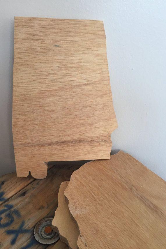 Al State Wood Cutout Top Knox Trade Wood Cutouts Alabama Fancy
