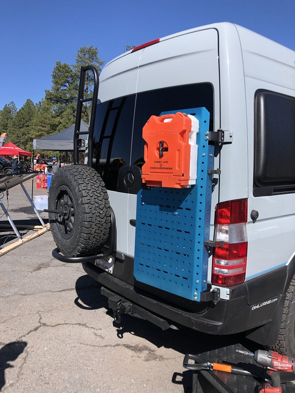 New Sherpa Cargo System Owl Van Engineering Cargo House