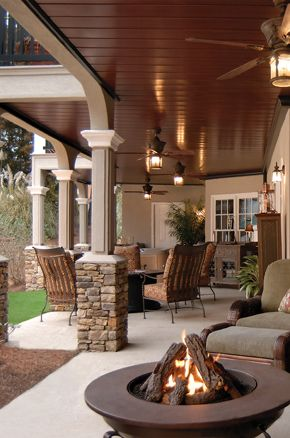InsideOut Under Deck Drainage System Can Help Reclaim The Space Beneath  Your Raised Deck, By