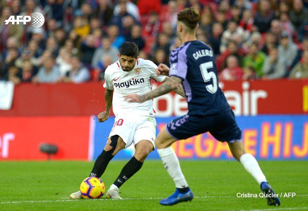 Sevilla 1 0 Valladolid Football Today Sevilla Uefa Champions League