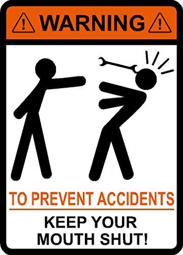 Warning Leaning On Toolbox Ass Toolbox Sticker Welding - Car signs on dashboardfunny warning signs funny pinterest signs funny warning
