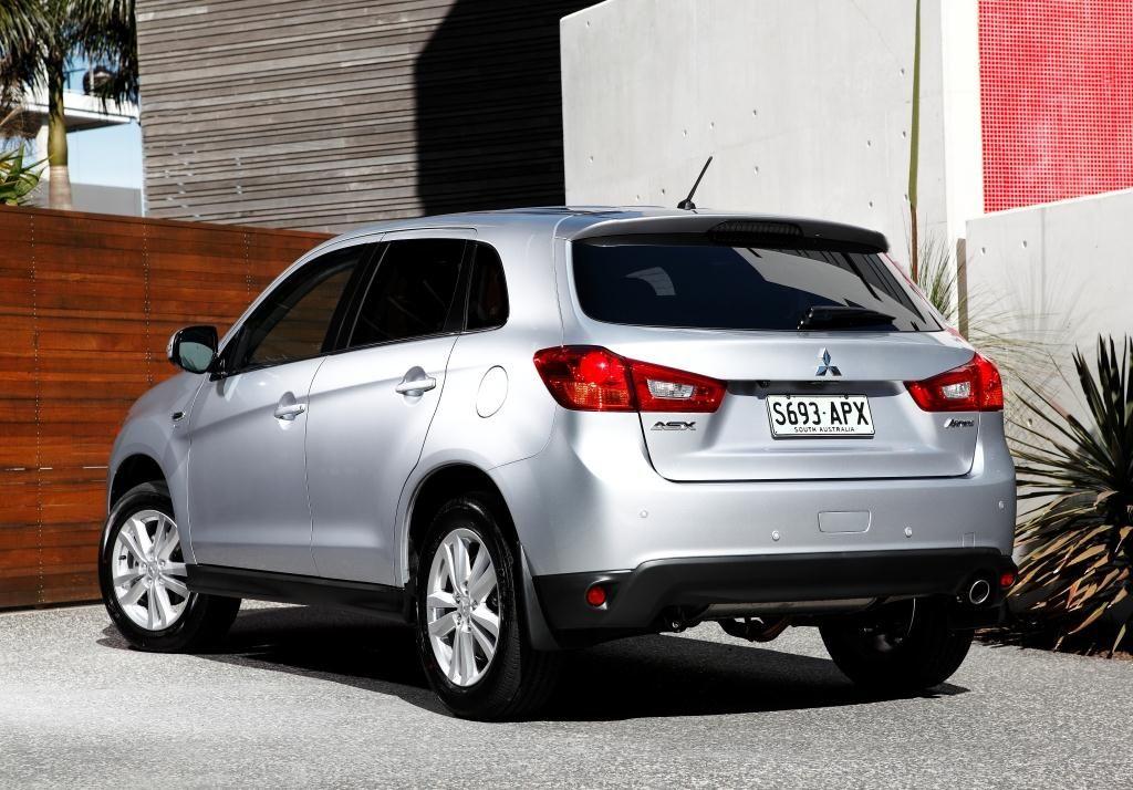 2013 MitsubishiASX 2WD Aspire LoveThatCar http//www