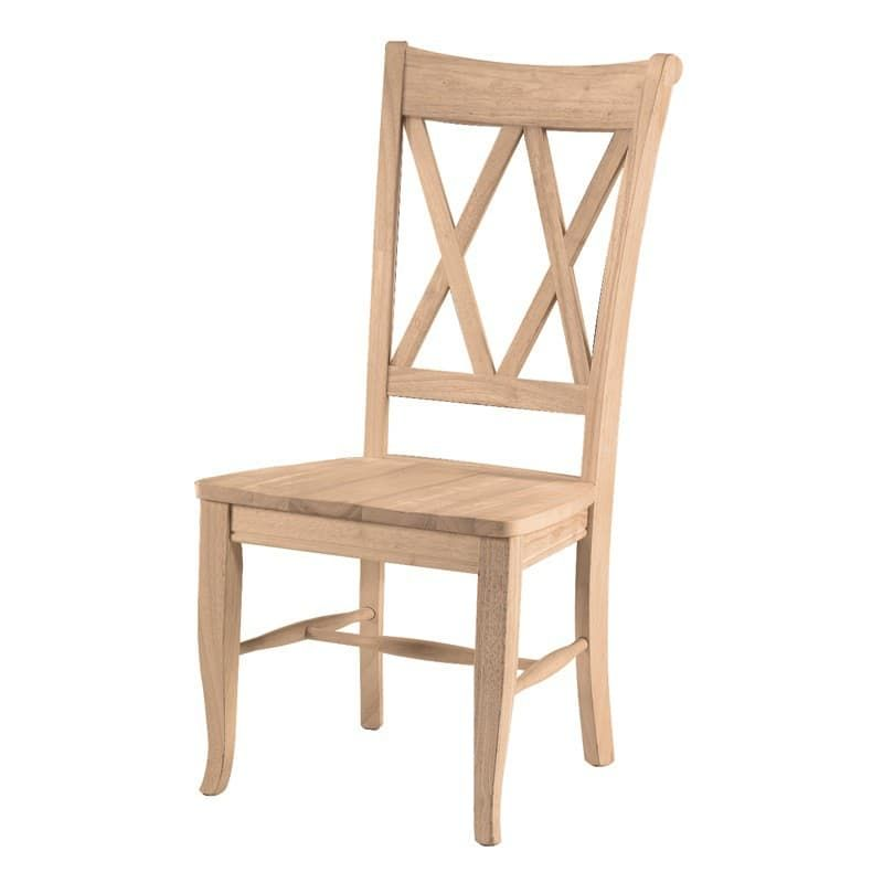 The Double X Back Chair Is One Of The Most Comfortable Chairs