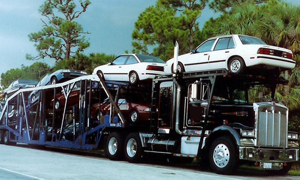 Auto transport doesn't need to be difficult. It should
