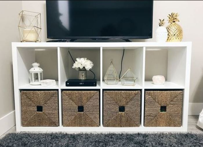 20+ Creative DIY TV Stand Ideas For Your Home