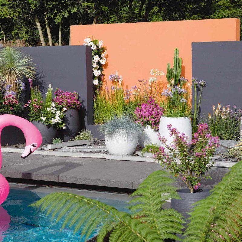 Idées de décos pour le jardin en été