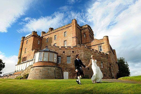 Dalhousie Castle . | Castle wedding venue, Destination ...