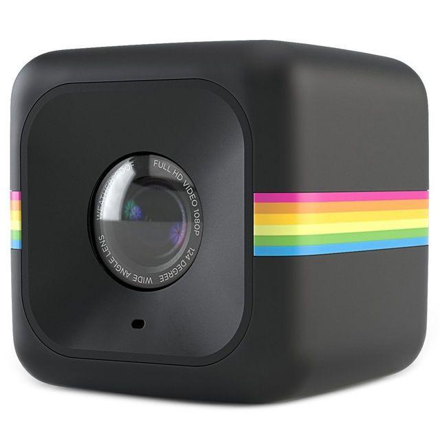 Caméra cube Polaroid, cliquez sur l'image pour shopper #bazarchic #camera #video #polaroid #photos #pictures #technologie #technology