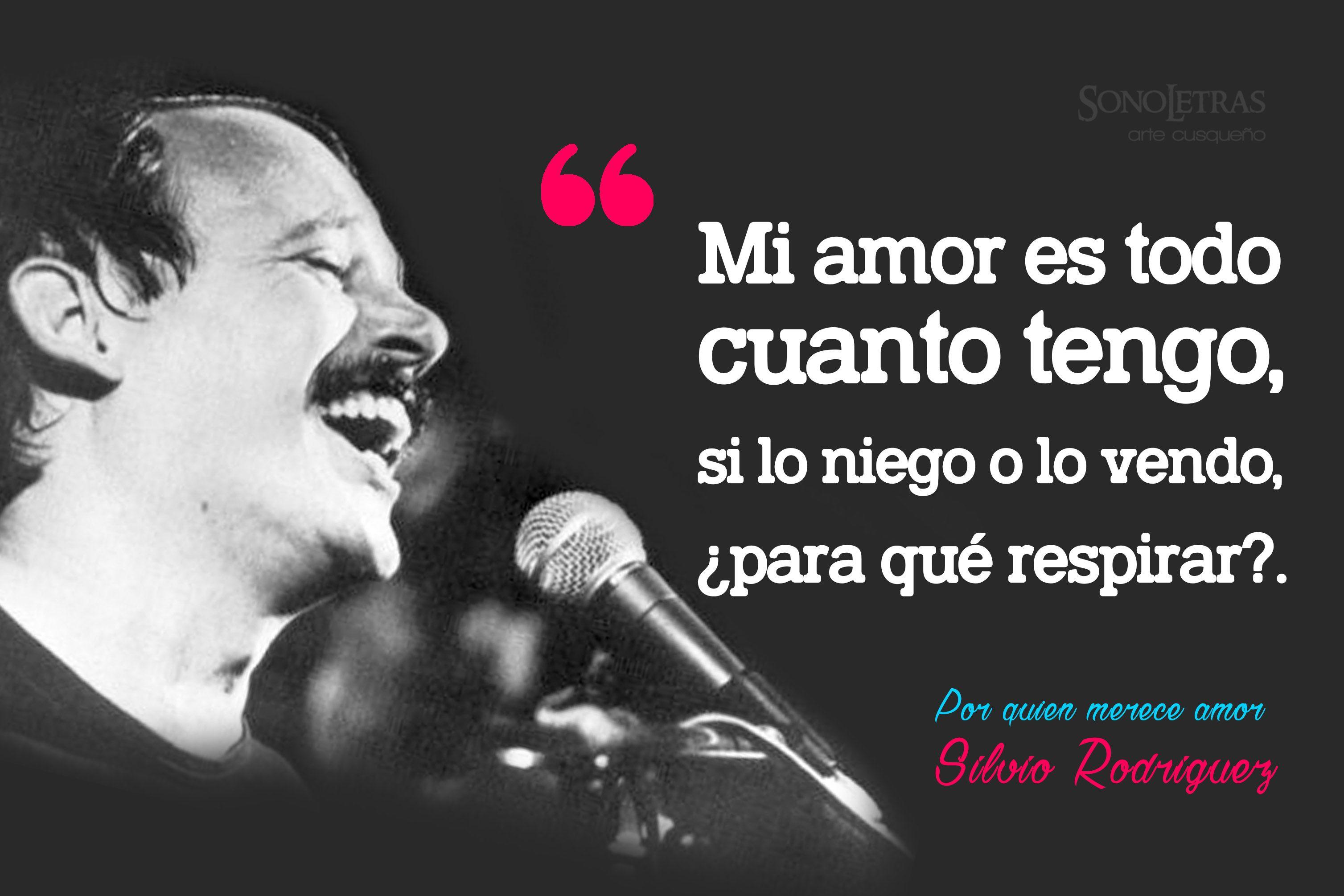 Silvio Rodríguez Domínguez, cantautor, guitarrista, poeta y trovador cubano.