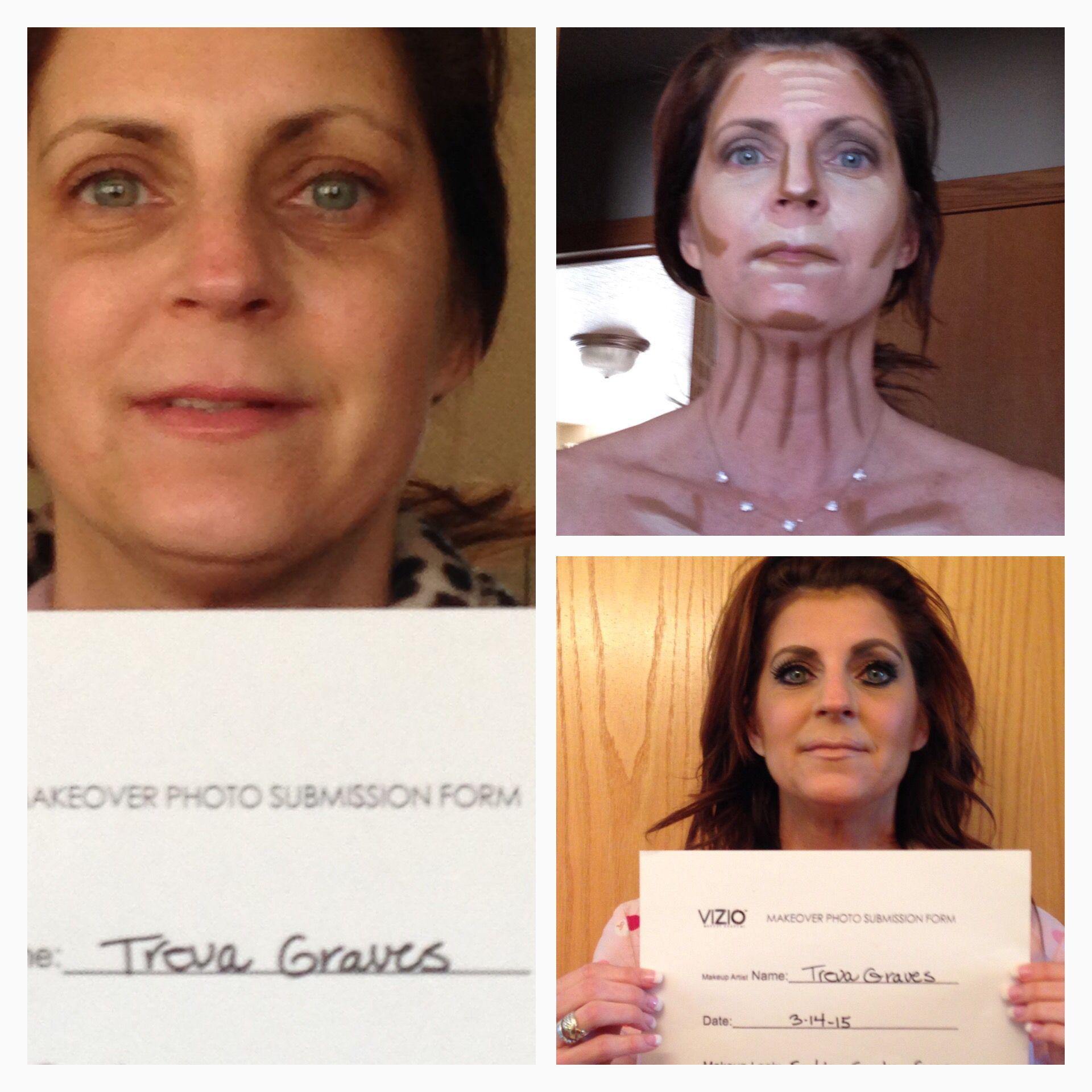 Treva Makeup Assignment Look Vizio, Assignments
