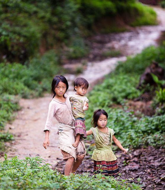 http://www.vacances-en-asie.com/ Enfants du  Laos