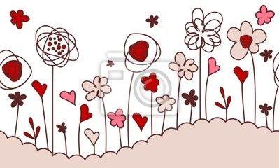 Quadri con fiori stilizzati cerca con google paper for Quadri fiori stilizzati