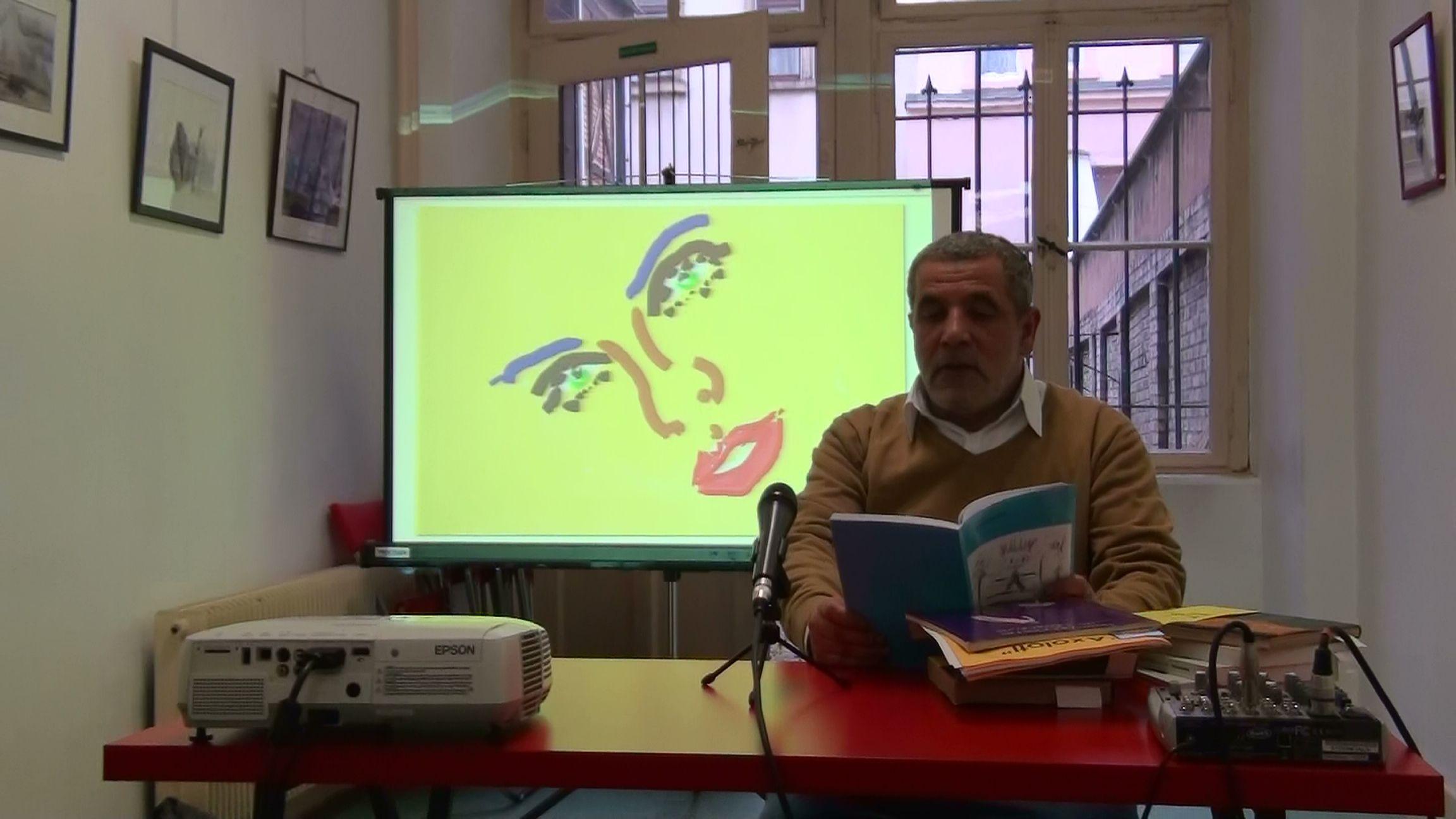 Rachedi Kamel - Poesie- Art - Littérature